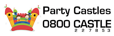 Bouncy Castle Hire | Party Castles Hutt Valley Wellington Logo